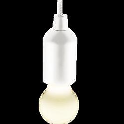 Lampa, LED,  na baterije, potezna, bijela
