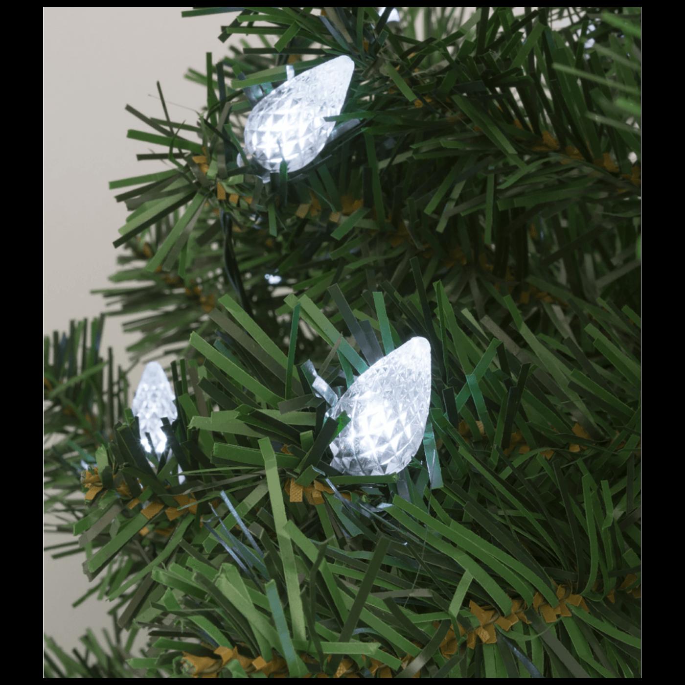Dekorativna LED rasvjeta, žaruljica, 50 kom