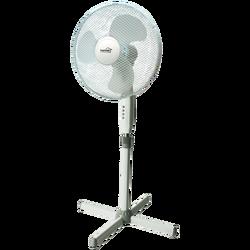 Ventilator sa postoljem, 100-130 cm, 45W, ±85°, bijela
