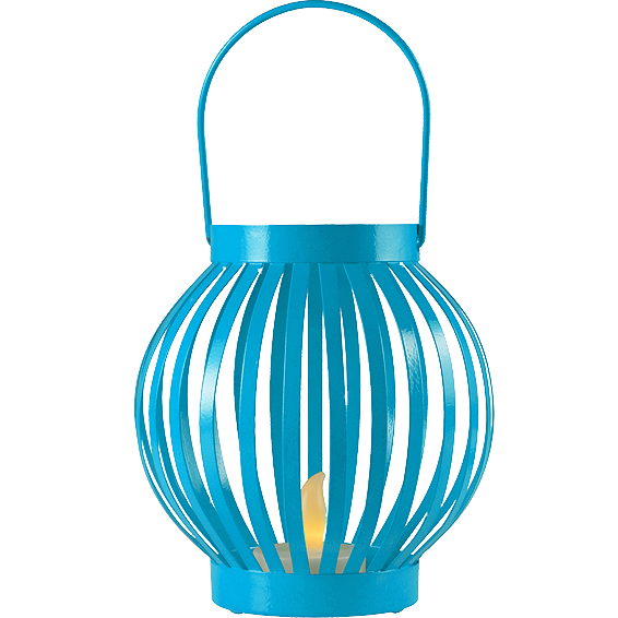 Dekorativna LED rasvjeta, plava boja