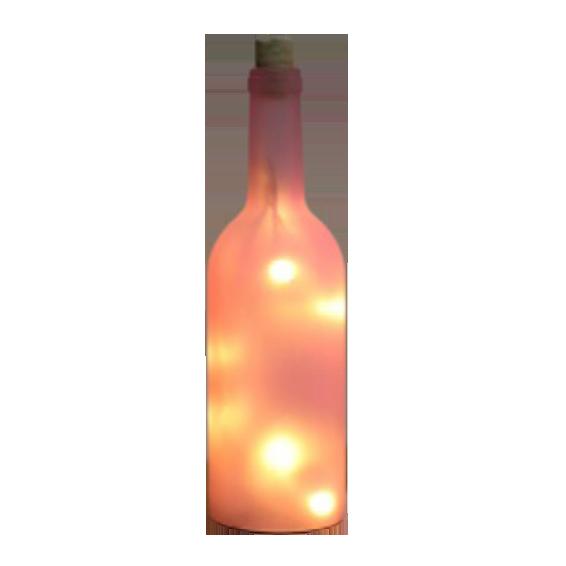 Dekorativna LED rasvjeta, pink
