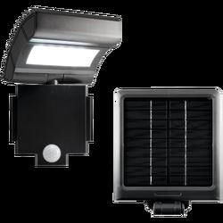 Reflektor LED 6W sa solarnim panelom, detekcija pokreta