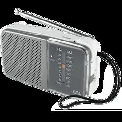 Radio prijemnik, AM / FM