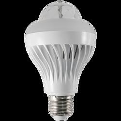 LED/Disko sijalica, 2u1 6W / 3W, E27, 4200K, 525lm, 220V AC