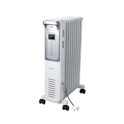 Radijator uljni sa 9 rebara, LCD timer, 2000W