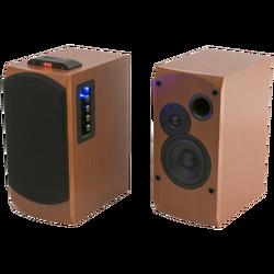Zvučnik bežični, Bluetooth, set, 2 x 40W