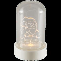 Dekorativna LED rasvjeta, Djed Mraz