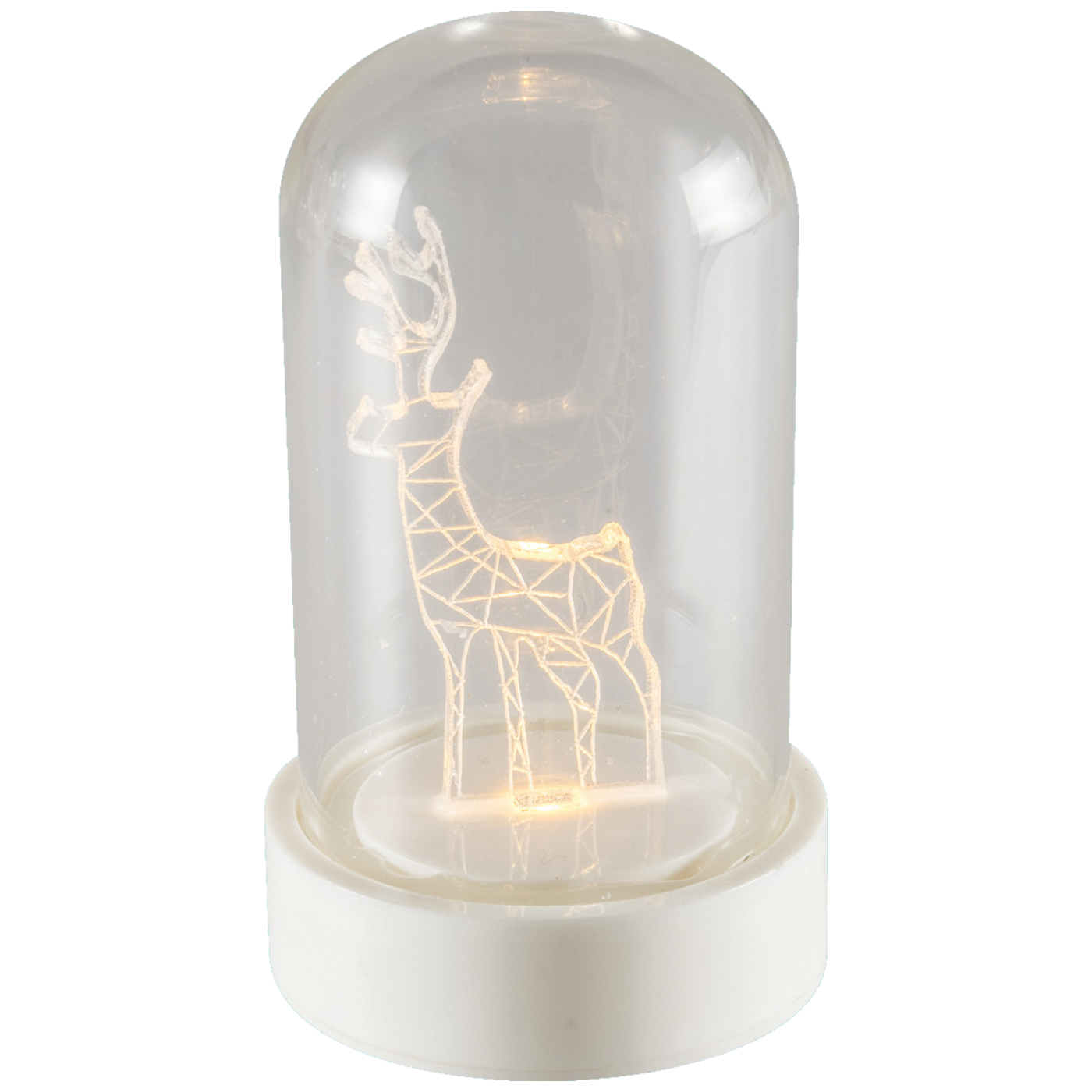 Dekorativna LED rasvjeta, jelen