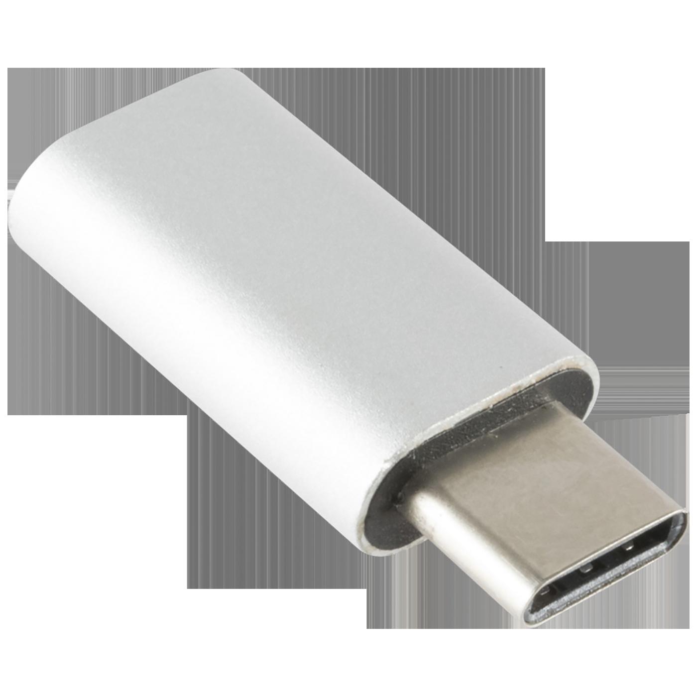 Adapter USB type C / microUSB