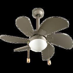 Ventilator stropni sa rasvjetom, E14, 1 x 60W