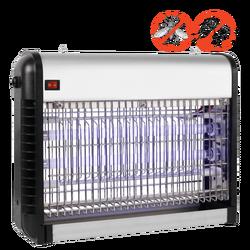 Električna zamka za insekte, UV svjetlost 8W