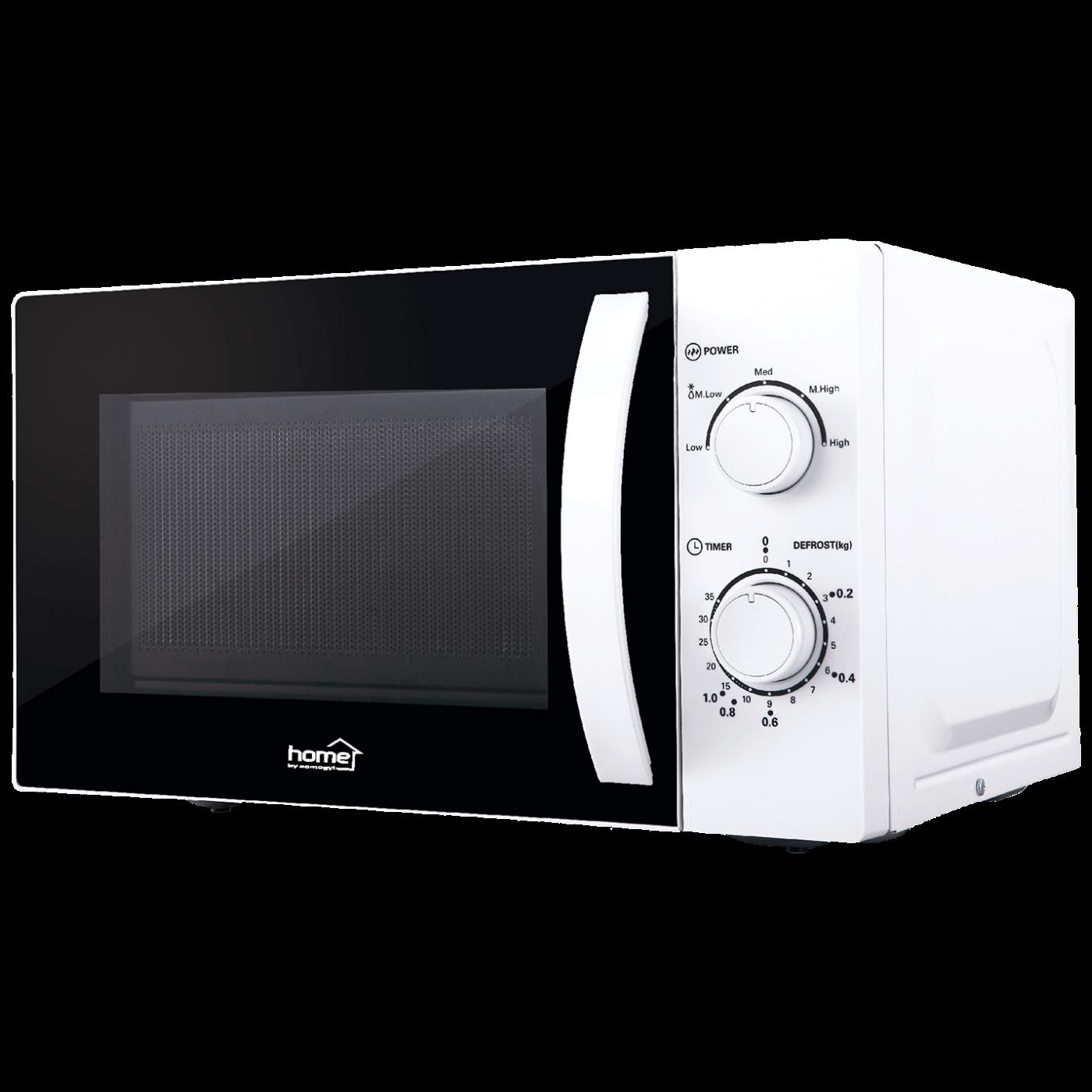 Mikrovalna pećnica, 700 W, zapremina 20 l, bijela