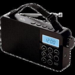 Radio prijemnik, LCD, AM /FM / SW  band