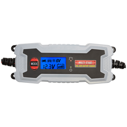 Punjač akumulatora, automatski, 6-12 V, 1.2-120 Ah