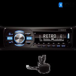 Auto radio, 4 X 45W, Bluetooth, FM, USB / SD / AUX,daljinski