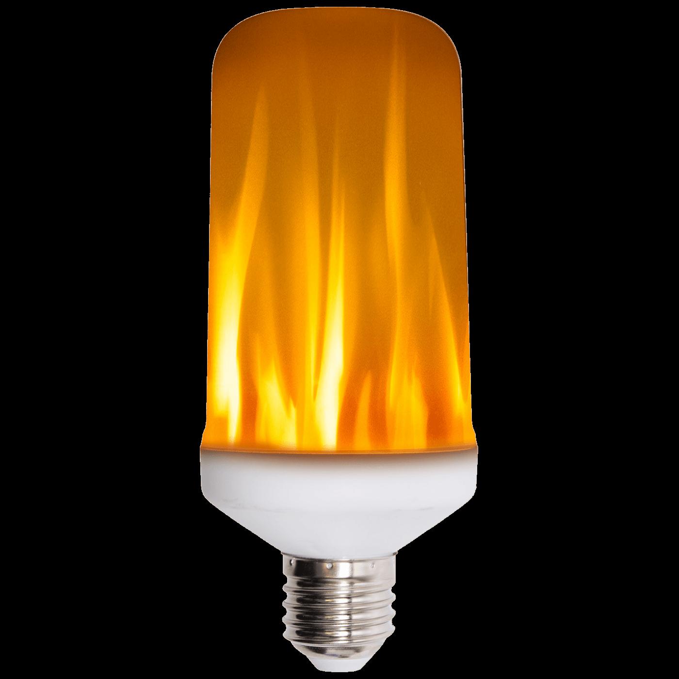 Sijalica,LED, 3in1, E27, 220V AC, efekt baklje
