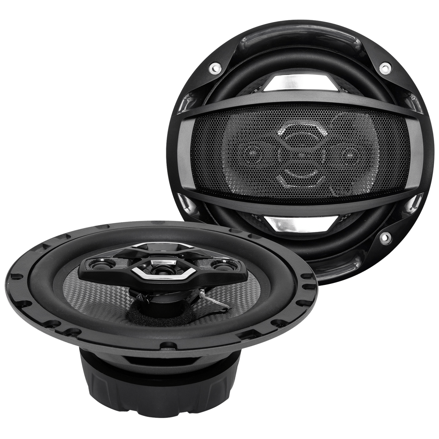 Auto zvučnici, set, 165 mm , 2 x 100 W, 4 Ohm