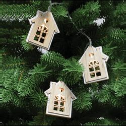 Dekorativna LED rasvjeta, LED žica sa figurom kućice