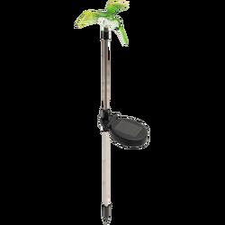Solarna vrtna dekorativna svjetilljka, ptica, 600 mAh
