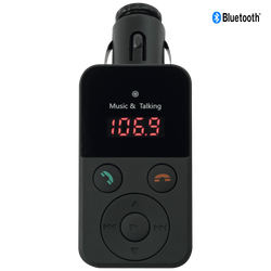 FM modulator 4in1, Bluetoot handfree, 12V/24V, USB punjač 1A