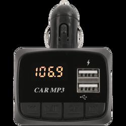 FM modulator 2in1, daljinski , USB punjač 1A