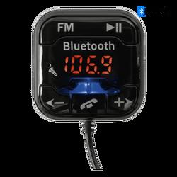 FM modulator 5in1, BT handfree, 12V/24V, 2.1A punjač
