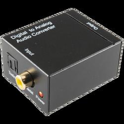 Konverter audio digital / audio analog