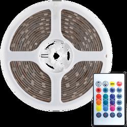 LED traka, RGB, daljinski upravljačem, mikrofon