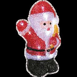 Dekorativna rasvjeta, Djed Mraz