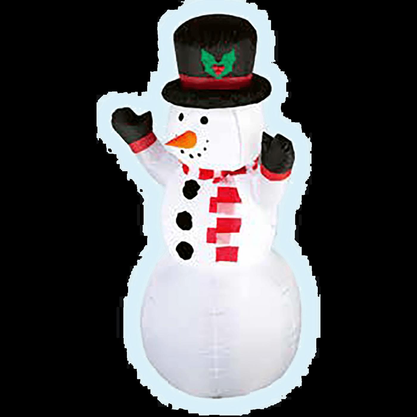 Snjegović na napuhavanje