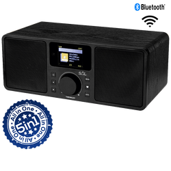 Internet radio, FM , DAB, Bluetooth , 5u1