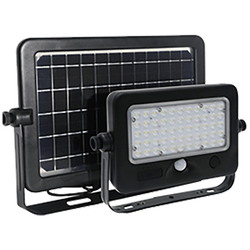 Reflektor LED 10W sa solarnim panelom,detekcija pokreta