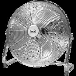 Ventilator podni, promjer lopatica 45 cm, 95 W, Inox