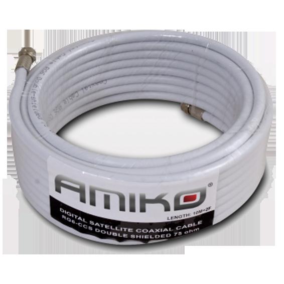 Amiko - RG6/90dB - 20m