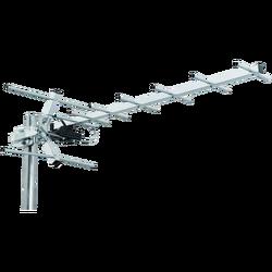 Antena Loga UHF 10 elemenata, Aluminij, 13dB