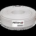 Amiko - RG6-Quad/120db - 100m