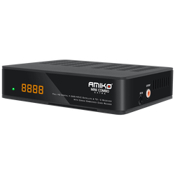 Prijemnik DVB-S2+T2/C, HEVC/H.265, Full HD,USB PVR,LAN