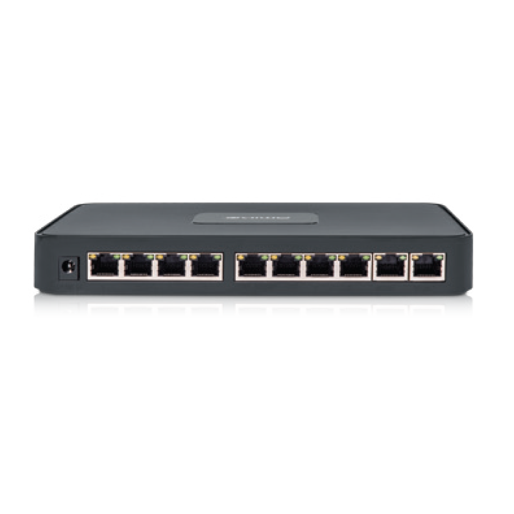 Amiko Home - POE SWITCH 8CH+2