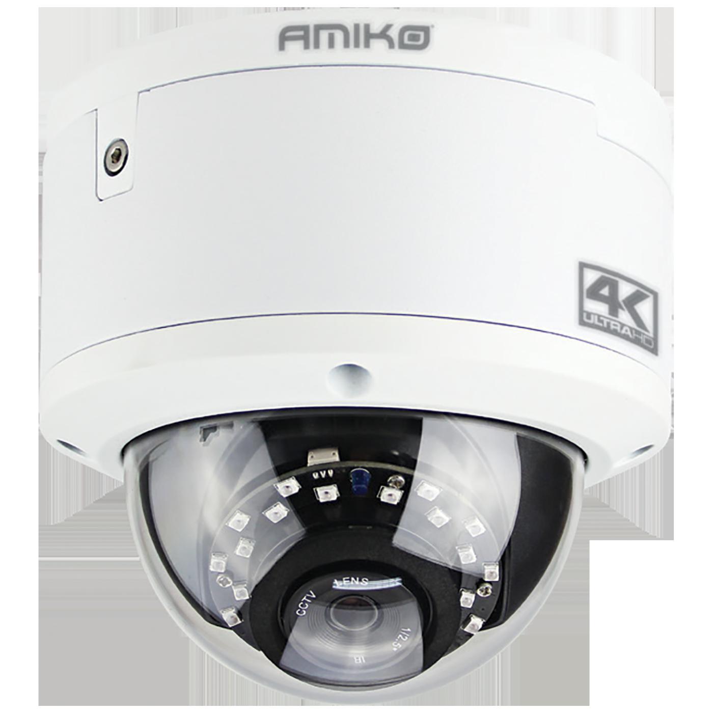Kamera IP 8MP, 4K, SD utor, Lens 5mm, IR20