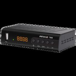 Prijemnik zemaljski, DVB-T2, H.264, Media Player,USB