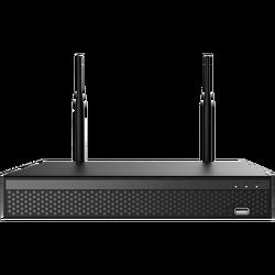 NVR IP snimač, 4 kanala, H.265, WiFi