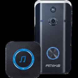 Bežični video interfon, IP65