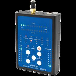 Instrument mjerni, DVB-S2/T2/C, Bluetooth