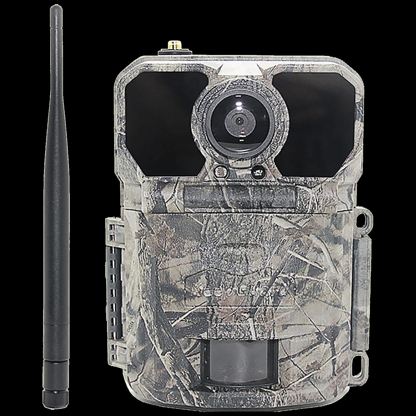 Foto zamka, za nadzor i praćenje, GSM 4G, 30 MP, App
