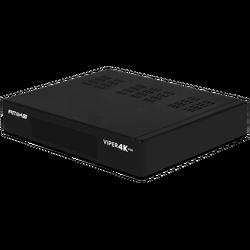 Prijemnik Combo, DVB-S2X+T2/C, 4K, WiFi, USB, Linux