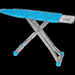 Daska za glačanje sa strujnom utičnicom, 110 x 37 cm, Grigio