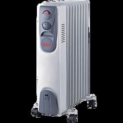 Uljni radijator Premium, 2000 W, 9 rebara