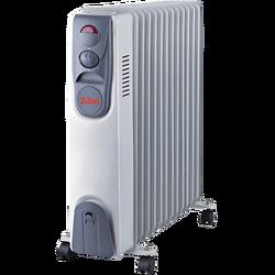 Uljni radijator Premium, 2500 W, 13 rebara