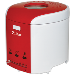 Friteza, kapacitet 1 l, 900 W, crveno/bijela
