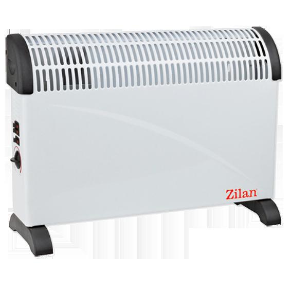 Grijalica, konvektor,  2000 W, podesiv termostat, bijela